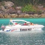 kai-bae-huts-speedboat-koh-chang-snorkeling